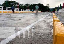 Nuevo puente Cuisala en Chontales