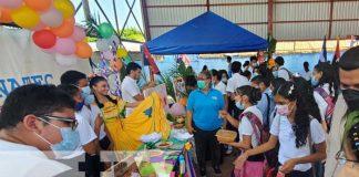 Feria gastronómica por el Día de la Resistencia Indígena