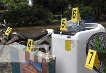 Policía de León propina golpe a la narcoactividad