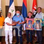 Delegación científica de Rusia en Nicaragua