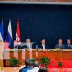 Delegación Rusa participa en la semana de la ciencia y tecnología