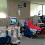 Ampliación de la sala de nefrología