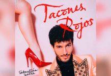 Tacones rojos, el nuevo hit que lanza Sebastián Yatra