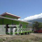 Inauguran subsede del MARENA en la Isla de Ometepe
