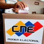 Así inicia el simulacro electoral en Venezuela