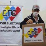 CNE venezolano confirma observación internacional en simulacro electoral