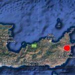 Potente sismo de magnitud 6,3 cerca de la isla griega de Creta