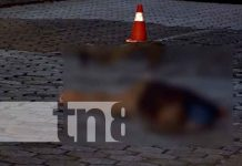 Viejito muere tras ser arrollado por un conductor irresponsable en Managua