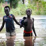 600.000 personas son afectadas por inundaciones en Sudán del Sur