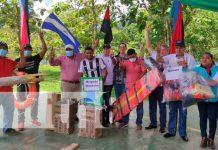Gobierno entrega equipamiento a brigadas de salvamento del Triángulo Minero