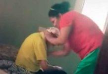 Mujer cuida a su ex suegro a pesar que su esposo la engañó y abandonó