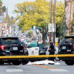 Policía abatió a pistolero tras desatar balacer en Los Ángeles