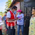 Entrega de títulos de propiedad para seguridad jurídica en Managua