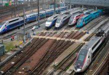 Tres supuestos migrantes mueren arrollados por un tren en Francia
