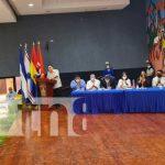Encuentro del Voluntariado Universitario con el CSUCA