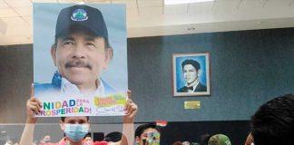 Juventud respalda al FSLN en los próximos comicios electorales
