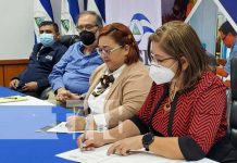 Universidades nicaragüenses firman acuerdo para participar en el próximo proceso electoral
