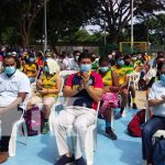 Inauguración de Juegos Universitarios en Managua