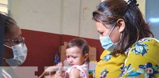 Reciben en Matagalpa vacuna contra la COVID-19