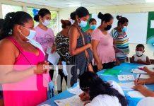 Jornada de vacunación en Bilwi, Puerto Cabezas