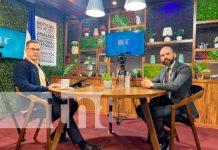 Laureano Ortega, asesor presidencial en inversiones y comercio internacional, en entrevista sobre vacunas contra el COVID-19