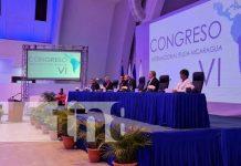 Congreso científico donde anuncian que Nicaragua fabricará vacuna contra el COVID-19