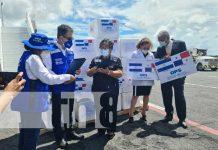 Nicaragua recibe más vacunas AstraZeneca para combatir el COVID-19