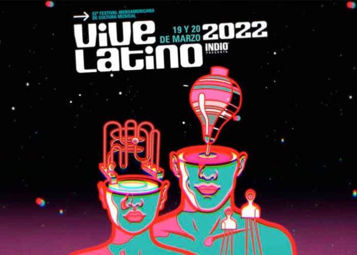 Revelan cartel completo del Vive Latino 2022