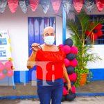 Nueva vivienda digna que se entrega en Managua