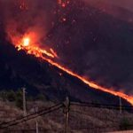 Lava del volcán de La Palma amenaza con destruir nuevas zonas