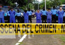 Delincuentes arrestados por robos y homicidios