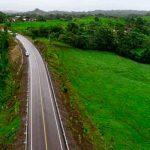 Entregan nuevo tramo de carretera en Zelaya Central